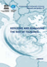 Reducing and managing the risk of tsunamis