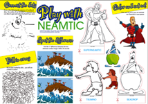 Play with Neamtic !
